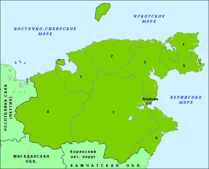 индексы чукотского автономного округа бесплатно презентацию тему