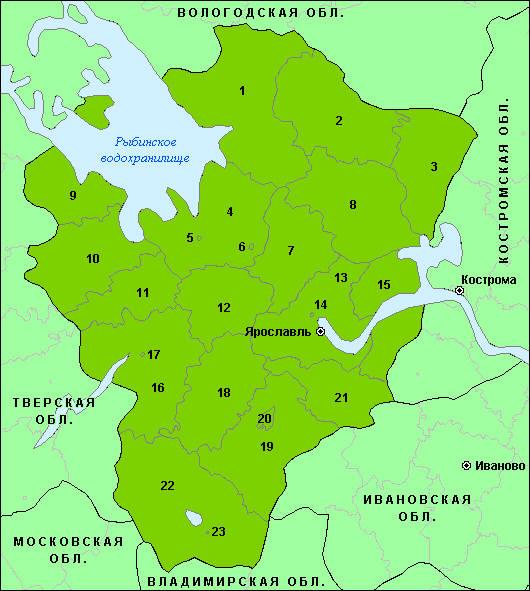 Бюджет Ярославской области
