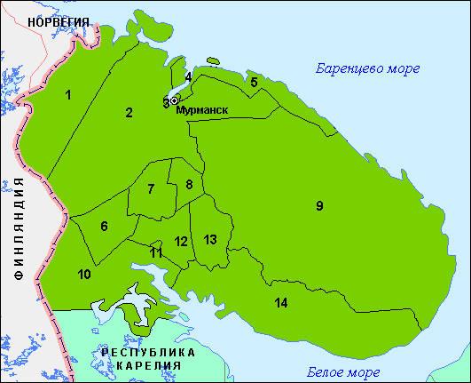 11:35 Каким будет территориальное планирование Мурманской области?